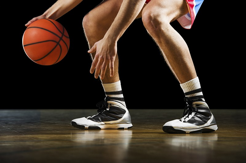 Raising a Basketball Player by Vanessa Hughes – Bend your Knees