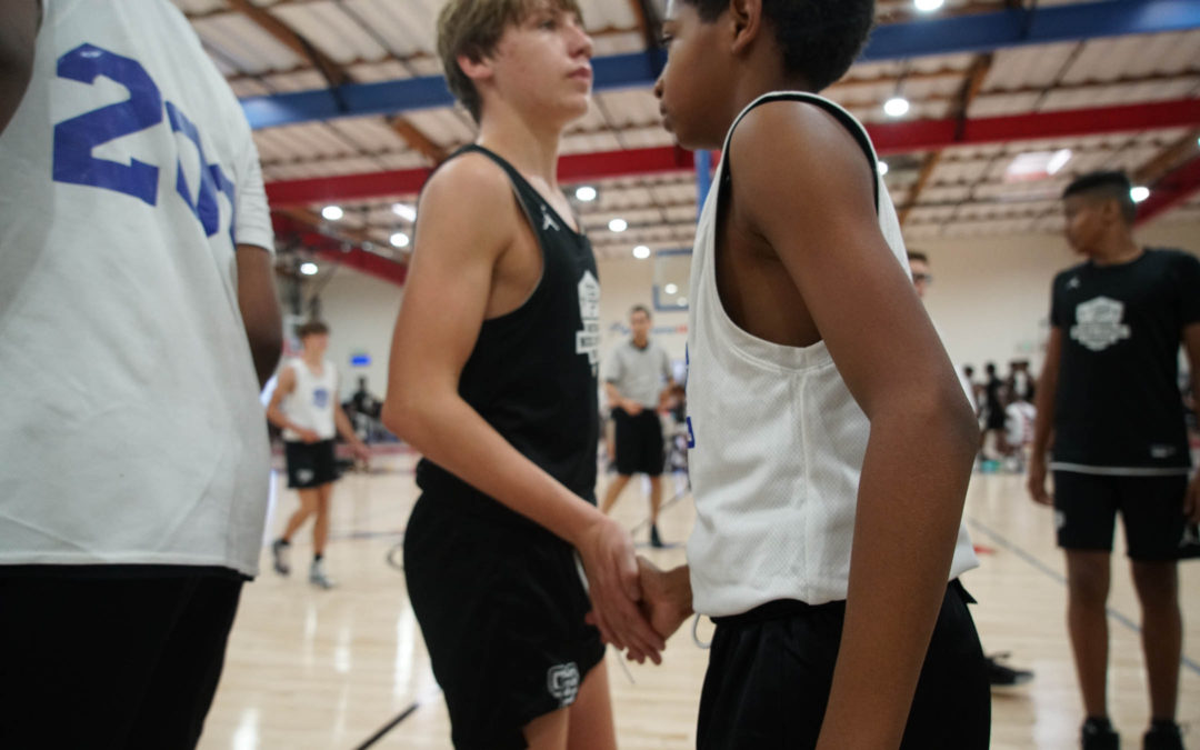 The Importance of Sportsmanship in Basketball